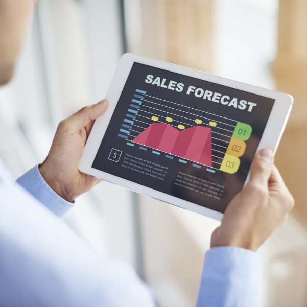 sales-forecast-on-digital-tablet-M9KAAZE